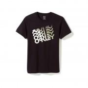 Oakley Quad Factory - T-shirt Homme - jet black noir Streetwear