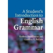 A Student's Introduction to English Grammar by Rodney D. Huddleston
