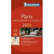 Paris (in English) 2009 Annual Guide 2009 by Michelin