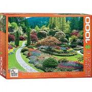 EuroGraphics Butchart Gardens - Sunken Garden Jigsaw Puzzle (1000-Piece)