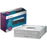 DVD-RW Pioneer DVR-S21LSK, 24x, SATA, Labelflash, Retail, Silver