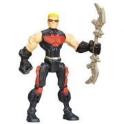 Marvel Super Hero Mashers Marvels Hawkeye Figure 6 Inches