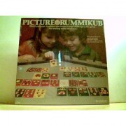 Picture Rummikub - Match Pictures Numbers and Colors in This Challenging Tile Game. No Reading Skills Necessary.