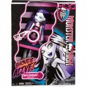 Monster High Spectra Vondergeist Ghouls Alive Eu stralucesc YO423