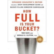How Full Is Your Bucket? by Tom Rath