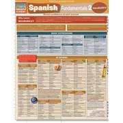 Spanish Fundamentals 2 Vocabulary by BarCharts Inc
