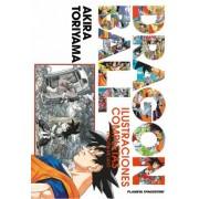 Dragon Ball Chogashuu by Akira Toriyama