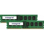 Memorie Integral 4GB Kit2x2GB DDR3 1333MHz CL9 R1