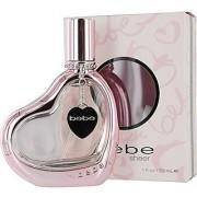 Bebe Sheer for Women Eau De Parfum Spray 1 Ounce