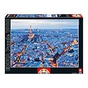 """Educa Borras 16286 """"Paris Lights"""" Puzzle (1000-Piece)"""