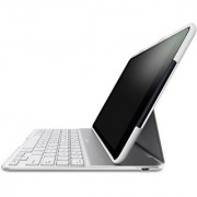 Belkin QODE Ultimate Keyboard Case for iPad Air (White)