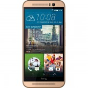 HTC ONE M9 GOLD ON GOLD ANDROID SMARTPHONE