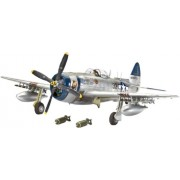 Revell - P-47N Thunderbolt, avión de combate, escala 1:48