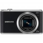 Cámara Digital Samsung WB350F 16.3 MP Con 21x Zoom -Negro