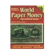 Standard Catalog of World Paper Money Specialized Issues