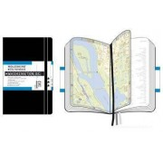 Moleskine pocket. City Notebook Washington