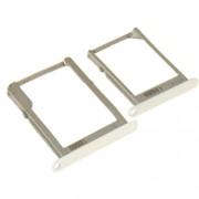 iPartsBuy SIM Card Slot for Samsung Galaxy A3 / A5 / A7(White)