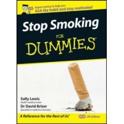 Stop Smoking For Dummies by Sally Lewis
