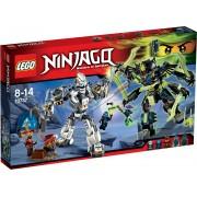 LEGO Ninjago Titanium Mecha Duel - 70737