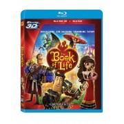 The Book of Life:Channing Tatum, Ron Perlman, Zoe Saldana - Cartea vietii (Blu-ray 2D si Blu-ray 3D)