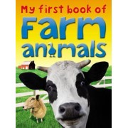 My First Book of Farm Animals by Miranda W Smith