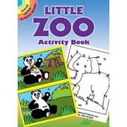 Little Zoo Activity Book by Becky J. Radtke