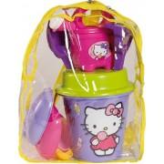 Mgm - 047246hk - Sac À Dos - Garni Hello Kitty - Moyen Modèle