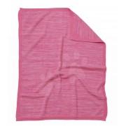 toTs-smarTrike păturică croşetată Joy 190202 roz