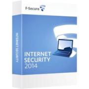 F-Secure Internet Security - 1 poste - abonnement 3 ans + 1 an de services de maintenance et d'assistance technique standard