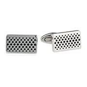 Joop Men's Cuff Links Stainless Steel Silver JPCF10317A000