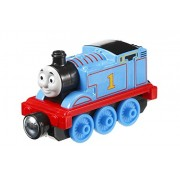 Fisher Price CBL75 - Trenino Thomas Take'n Play Thomas, Multicolore