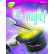 Oxford Reading Tree: Level 10A: Treetops More Non-Fiction: it's Magic by Charlotte Raby