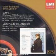 Victoria De Los Angeles - Ravel: Sheherazade (0094634582124) (1 CD)