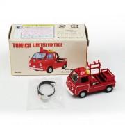 - Tomica Limited Vintage] Subaru Sambar pump fire engine (Umeda town fire brigade) TOMICA LIMITED VINTAGE 111019 (japan import)