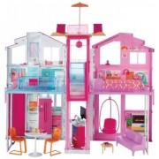 Barbie Casa cu 3 Etaje din Malibu Mattel DLY32