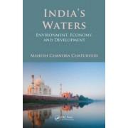 India's Waters by Mahesh Chandra Chaturvedi