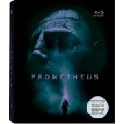 PROMETHEUS BluRay 3D 2012 Steel Book 3 discs