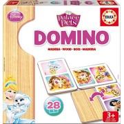Educa 16257 - Domino Legno Palace Pets