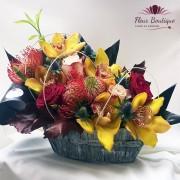 Cos floral Tomnatic CF042