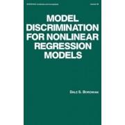 Model Discrimination for Nonlinear Regression Models by Dale S. Borowiak