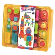 Bristle Block - Ba3037z - Jeu De Construction - Twist And Turn
