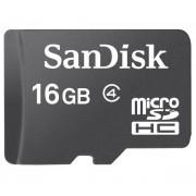 Carte mémoire microSDHC 16 Go