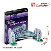 Cubic Fun 3D Puzzle - Sydney Harbour Bridge (S3002h)