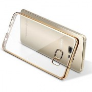 Soft Gold Plated Back Cover for Samsung Galaxy Grand Prime G530