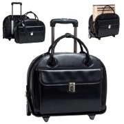 Laptop Bag - Glen Ellyn Black