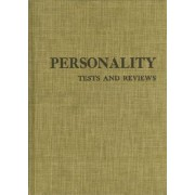 Personality Tests and Reviews I: v. 1 by Buros Center for Testing