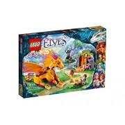 LEGO Elves 41175 - La Grotta Lavica del Dragone di Fuoco
