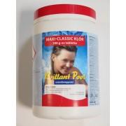 Brillant Pool Maxi-Classic klórtabletta 1kg UVC-401