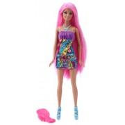 V9516 Mattel - Barbie Doll Hair gama Glam - (clasificados), la ejecución no se puede seleccionar (rango)