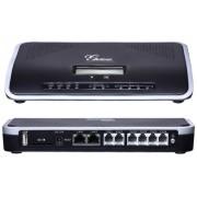 GRANDSTREAM UCM6104 IP PBX Hybrid IP PBX with 4x FXO, 2x FXS, 2x Ethernet